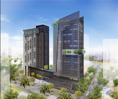 152 Dien Bien Phu Building Project